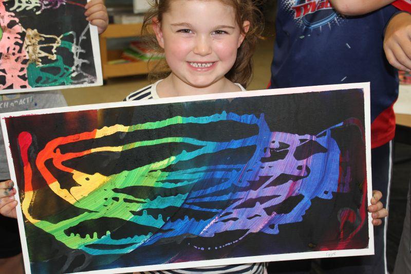 Townsville Grammar School's primary campus to host Winter Art School