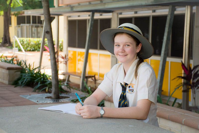 TGS student announced as young adult winner of the  Townsville City Council Short Story Competition