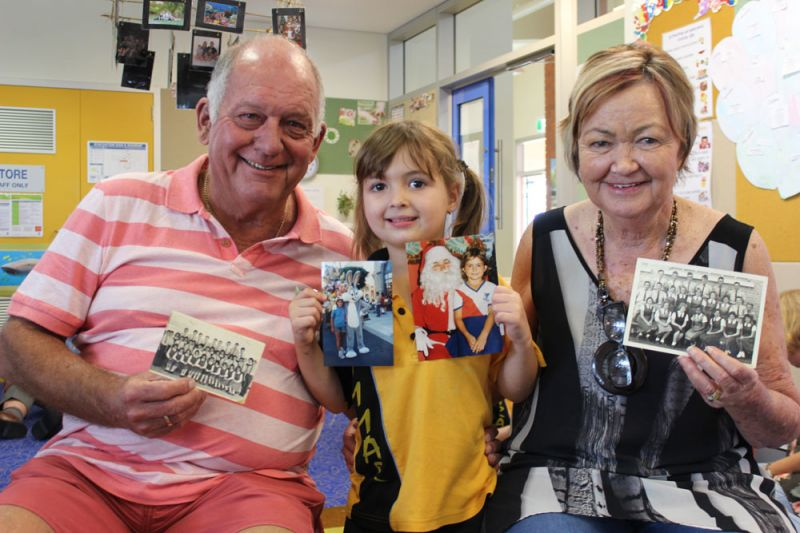 Grandparents and Special Friends Day - Early Education Centre