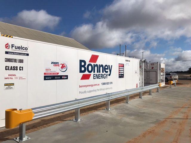 Fuel Storage Solutions