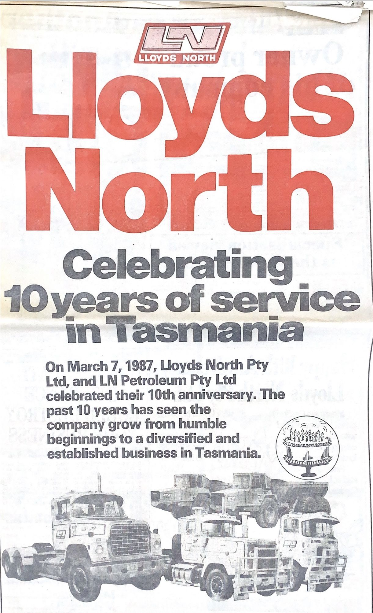 Lloyds North Celebrates 10 Years