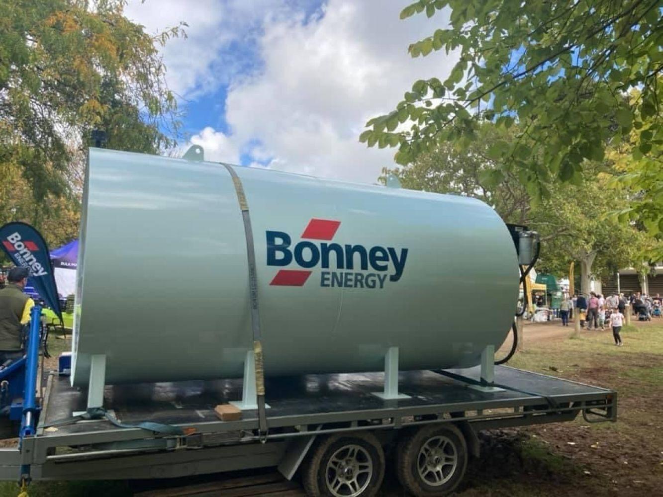 Bonney Energy Victoria Diesel Tanks