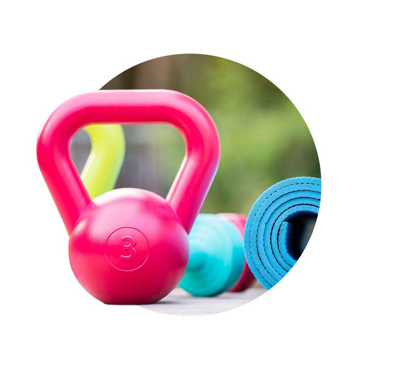 Saints Health Fitness & Activity Program