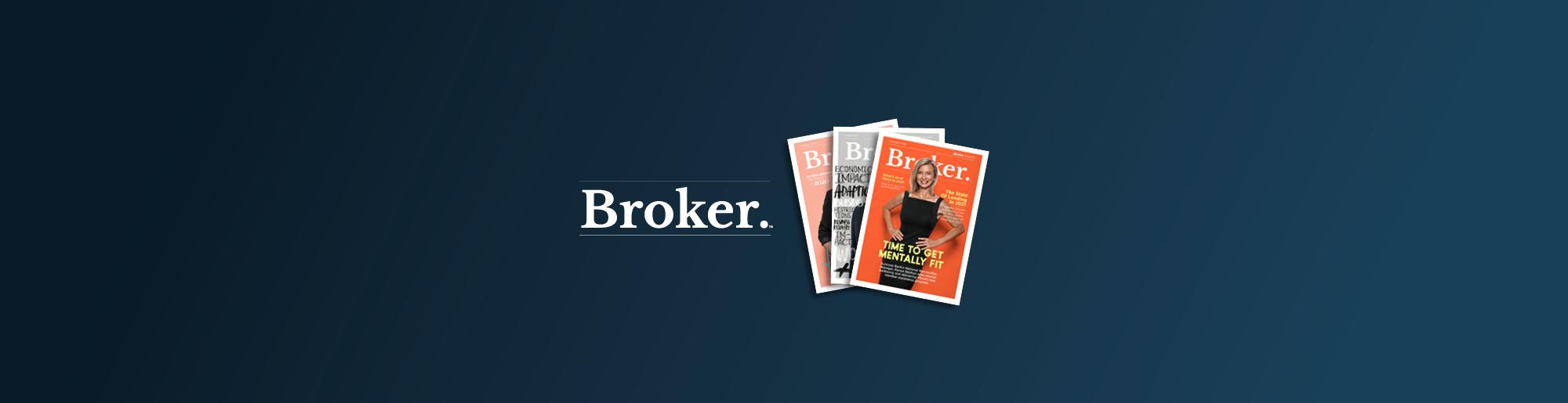 Broker Magazine