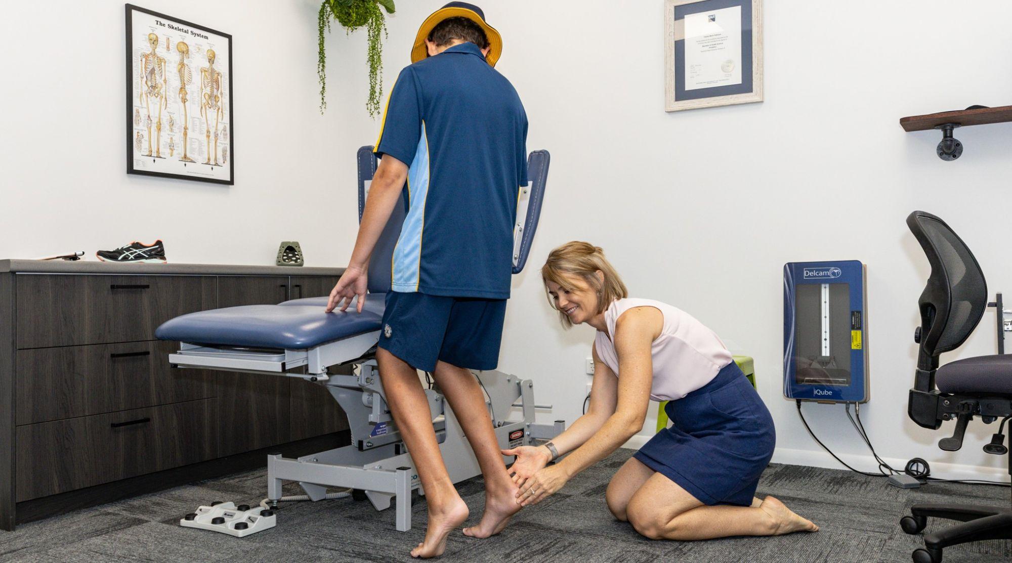 Heel Pain in Children (Calcaneal Apophysitis or Severs)