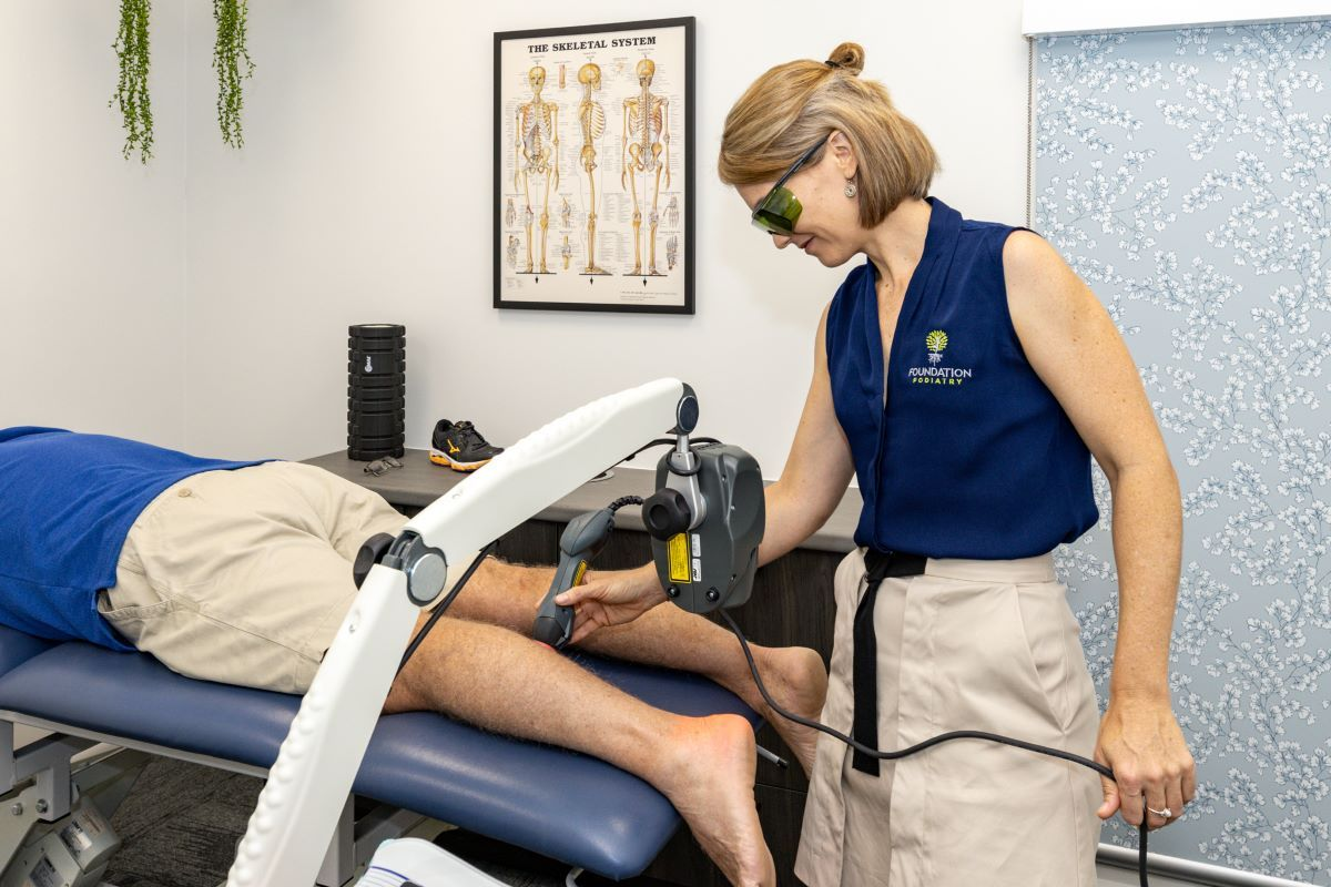 Low Level Laser therapy in the management of Plantar Fasciitis