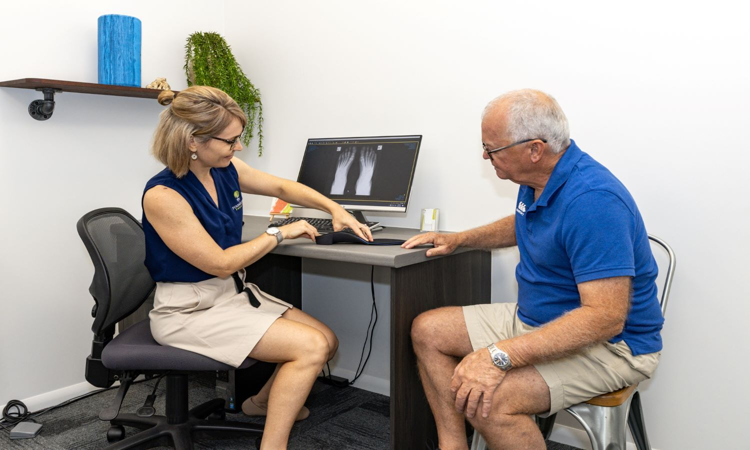 Posterior Tibialis Tendon Dysfunction (PTTD) – Acquired Adult Flat Foot