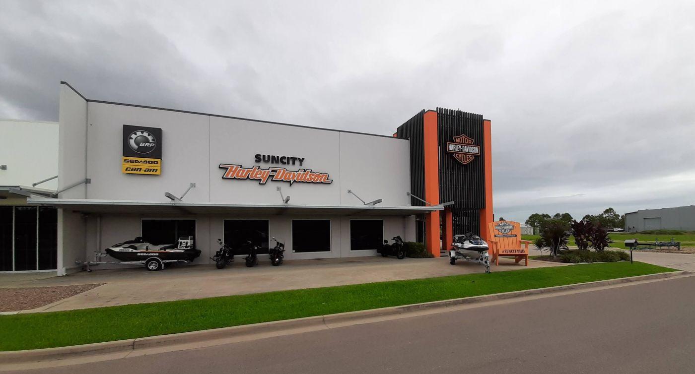 Suncity Harley Davidson & Sun City Yamaha