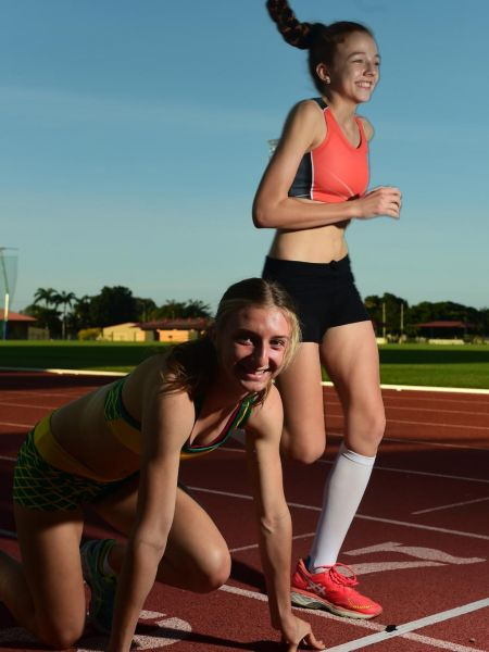 Our track stars shine at Oceania Champs in Fiji