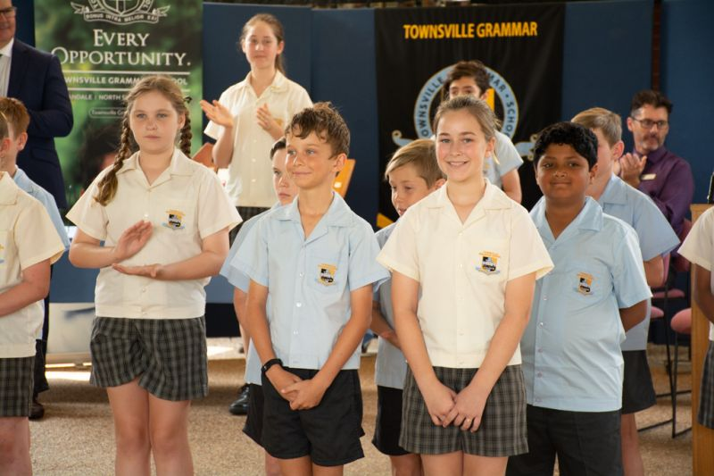 Junior School 2019 Awards & 2020 Leaders