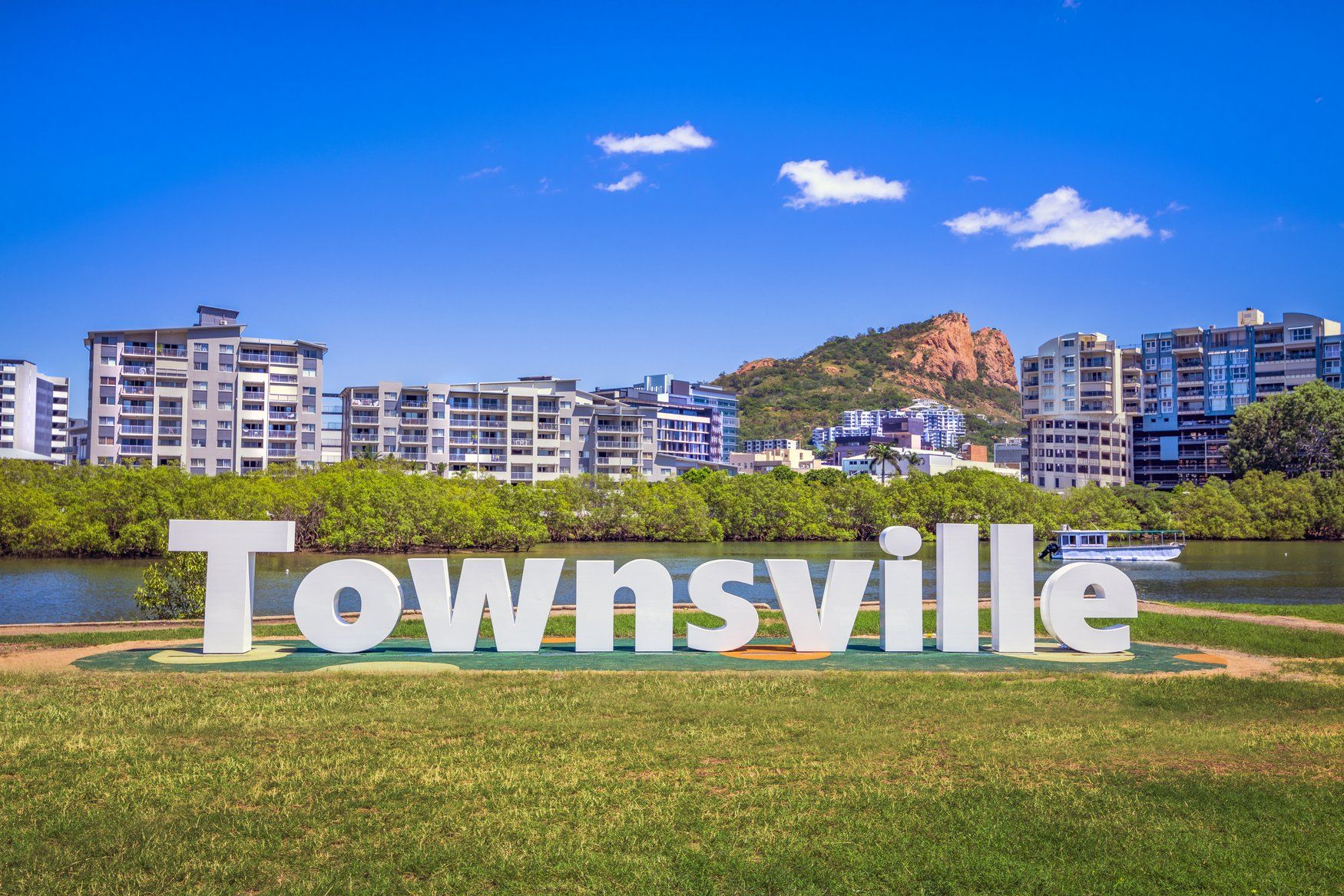Townsville – Northern capital city